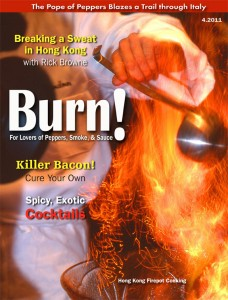 Burn! For Lovers of Peppers, Smoke, & Sauce
