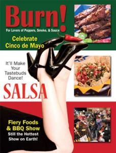 Burn! Magazine May/June issue