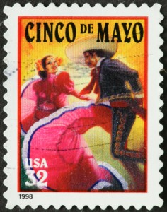 Cinco de Mayo Stamp