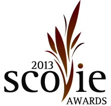 Scovie 2013 logo