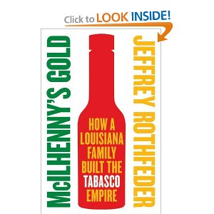 McIlhennys gold book cover