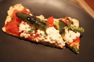 Flat-Bread-Pizza-Yellow-Scorpion-Sauce