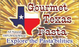 gourmet texas pasta logo