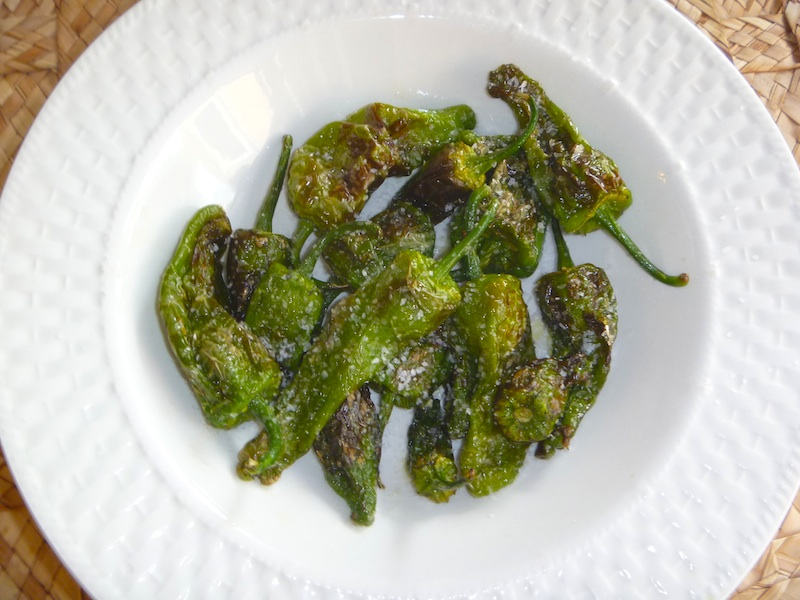 Pimientos De Padron Recipes — Dishmaps