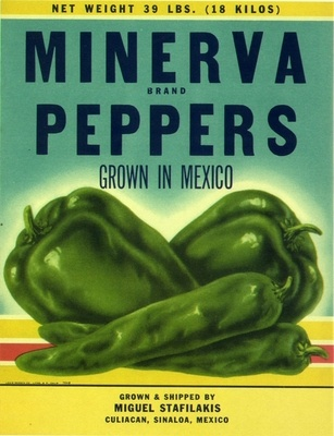 Minerva Peppers 1940