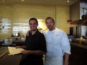 As did Bocanova chef and ketchup go-to guy Jon Ledbetter.