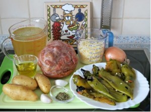 GC stew ingredients
