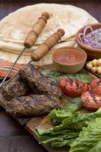 Turkish Beef Kabobs