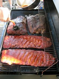 grill etiquette