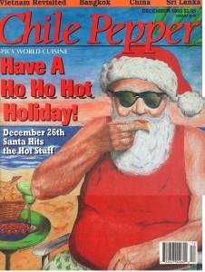 Chile Pepper Magazine, Dec. 1993