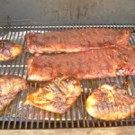 Ribs and Breasts in Yoder 6-5-14