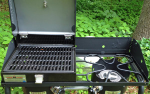 camp chef grill box camp chef s explorer camp stove and bbq grill box burn 5090