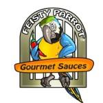 Feisty Parrot Logo