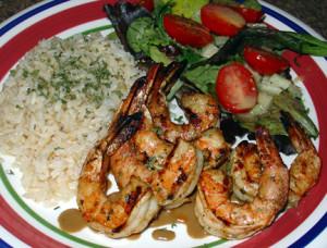 grilled shrimp 2