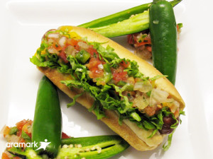 Coors Field- Taco Dog
