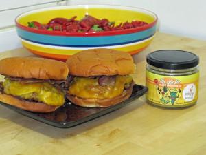 jamaican burger test
