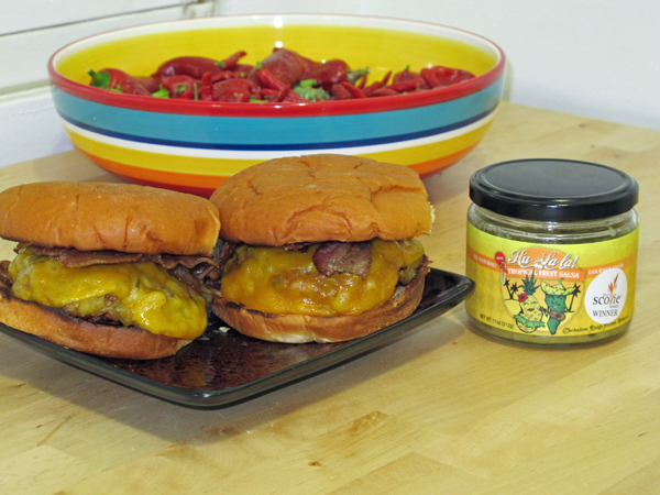 jamaican burger test