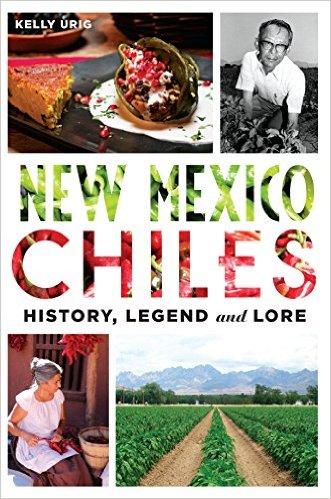 New Mexico Chiles Book