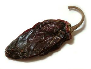 smoked chile pod