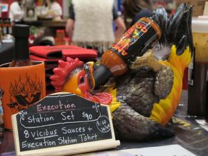 2016 fiery foods show