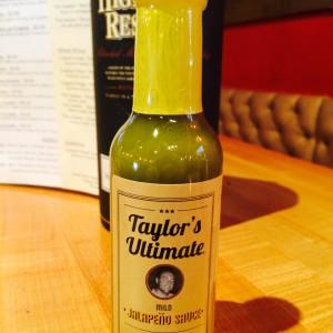 taylor's ultimate jalapeno sauce