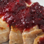 cranberry habanero tenderloin