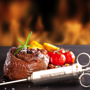 Grill Beast Injector