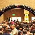 Show floor - Gates of Hell