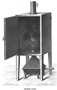 A Smoking Closet 1871