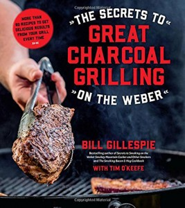 bill gillespie weber grill book