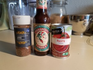 basic jerk chili