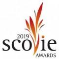 2019 Scovie logo