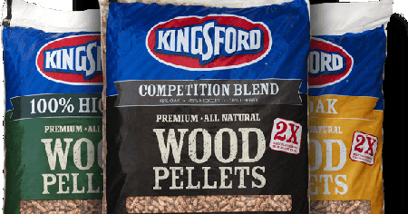 Kingsford Wood Pellets Review