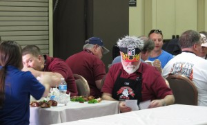 KCBS BBQ competition