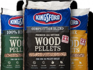 kingsford wood pellets