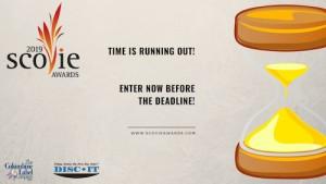 2019 scovie award deadline