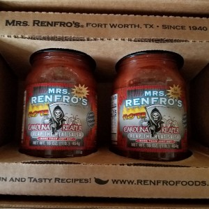 mrs renfro's carolina reaper