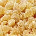 crystallized ginger recipe