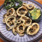 poblano pepper rings