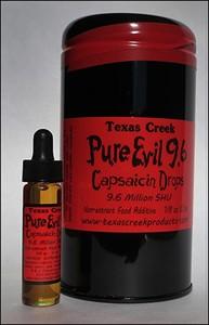 texas creek capsaicin extract