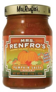 mrs renfros pumpkin salsa