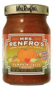 mrs renfros pumpkin salsa