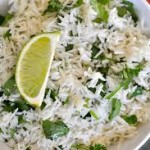 spicy lime rice