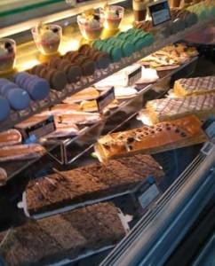 A European bakery, and a full blown Mexican tortillería (not shown)