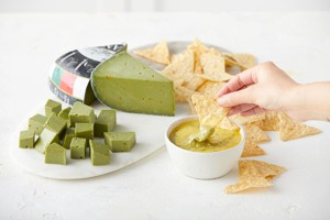 guacamole cheese