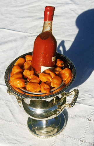 The Champagne of Hot Sauces,Dave DeWitt copy