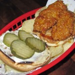 spicy hot chicken sandwich recipe