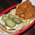 spicy hot chicken sandwich recipe