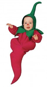 pepper baby costume