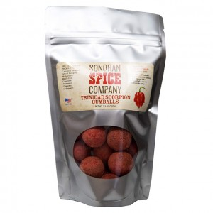 spicy gumballs